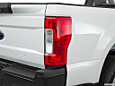 2018 Ford F-250 SD XL, passenger side taillight.