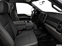 2018 Ford F-250 SD XL, passenger seat.