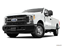 2018 Ford F-250 SD XL, front angle view, low wide perspective.