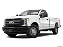 2018 Ford F-250 SD XL, front angle medium view.