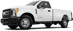 2018 Ford F-250 Super Duty XL Stock Photo