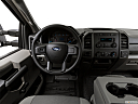 2018 Ford F-250 SD XL, steering wheel/center console.