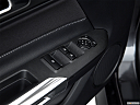 2018 Ford Mustang ECOBOOST, driver's side inside window controls.