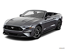 2018 Ford Mustang ECOBOOST, front angle view.