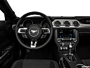 2018 Ford Mustang ECOBOOST, steering wheel/center console.