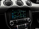 2018 Ford Mustang GT Premium, driver position view of navigation system.