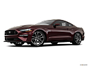 2018 Ford Mustang GT Premium, low/wide front 5/8.