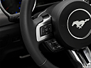 2018 Ford Mustang GT Premium, steering wheel controls (left side)