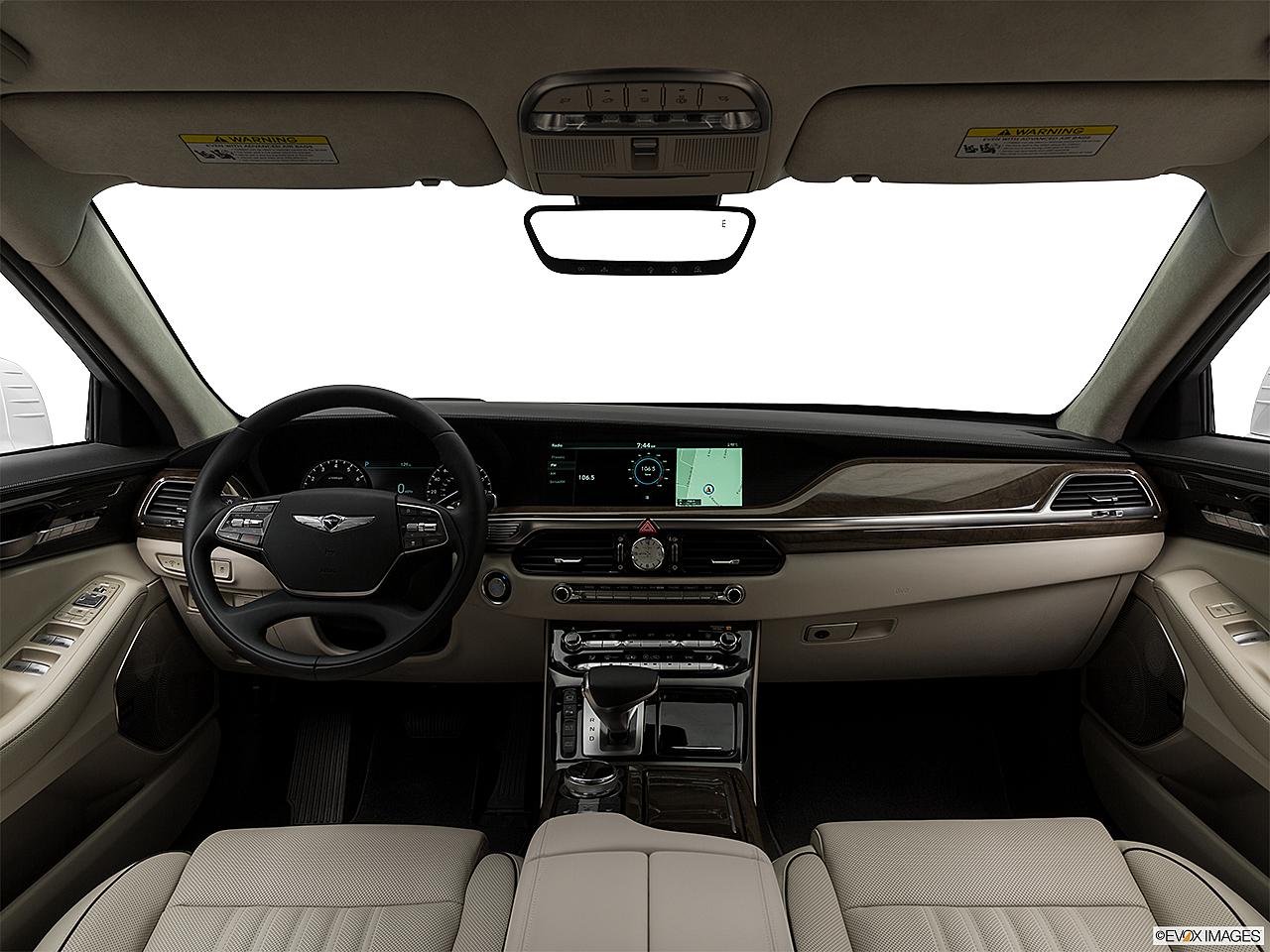2018 Genesis G90 3 3t Premium Centered Wide Dash Shot