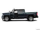 2018 GMC Sierra 1500 SLE, driver's side profile with drivers side door open.