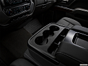 2018 GMC Sierra 1500 SLE, cup holders.