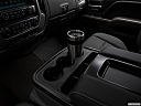 2018 GMC Sierra 1500 SLE, cup holder prop (primary).