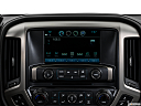 2018 GMC Sierra 1500 Denali, closeup of radio head unit