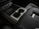 2018 GMC Sierra 1500 Denali, cup holders.
