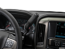 2018 GMC Sierra 1500 Denali, gear shifter/center console.