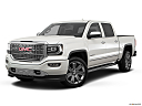 2018 GMC Sierra 1500 Denali, front angle medium view.
