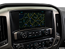 2018 GMC Sierra 1500 Denali, driver position view of navigation system.