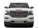 2018 GMC Sierra 1500 Denali, low/wide front.