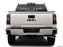 2018 GMC Sierra 1500 Denali, low/wide rear.