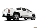 2018 GMC Sierra 1500 Denali, low/wide rear 5/8.