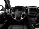 2018 GMC Sierra 1500 Denali, steering wheel/center console.