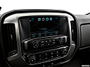 2018 GMC Sierra 1500 SLE, driver position view of navigation system.