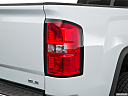 2018 GMC Sierra 1500 SLE, passenger side taillight.