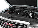 2018 GMC Sierra 1500 SLE, engine.