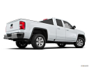 2018 GMC Sierra 1500 SLE, low/wide rear 5/8.