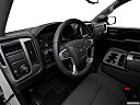 2018 GMC Sierra 1500 SLE, interior hero (driver's side).
