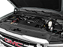 2018 GMC Sierra 1500 SLT, engine.