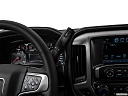 2018 GMC Sierra 1500 SLT, gear shifter/center console.