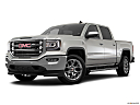 2018 GMC Sierra 1500 SLT, front angle medium view.