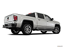 2018 GMC Sierra 1500 SLT, low/wide rear 5/8.