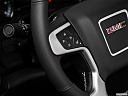 2018 GMC Sierra 1500 SLT, steering wheel controls (left side)
