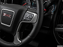 2018 GMC Sierra 1500 SLT, steering wheel controls (right side)