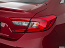 2018 Honda Accord LX, passenger side taillight.