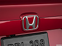 2018 Honda Accord LX, rear manufacture badge/emblem