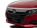 2018 Honda Accord LX, close up of grill.