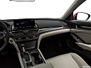 2018 Honda Accord LX, center console/passenger side.