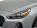 2018 Hyundai Elantra GT Sport, drivers side headlight.