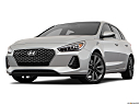 2018 Hyundai Elantra GT Sport, front angle view, low wide perspective.