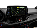 2018 Hyundai Elantra GT Sport, driver position view of navigation system.