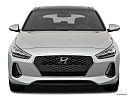 2018 Hyundai Elantra GT Sport, low/wide front.