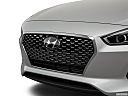2018 Hyundai Elantra GT Sport, close up of grill.