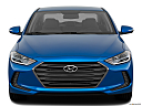 2018 Hyundai Elantra Limited, low/wide front.