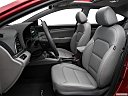 2018 Hyundai Elantra Limited, front seats from drivers side.