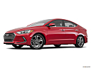 2018 Hyundai Elantra Limited, low/wide front 5/8.
