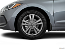 2018 Hyundai Elantra SEL, front drivers side wheel at profile.