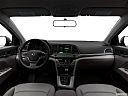 2018 Hyundai Elantra SEL, centered wide dash shot